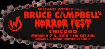 Bruce Campbell's Horror Fest