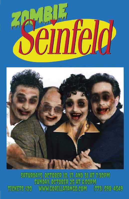 Zombie Seinfeld