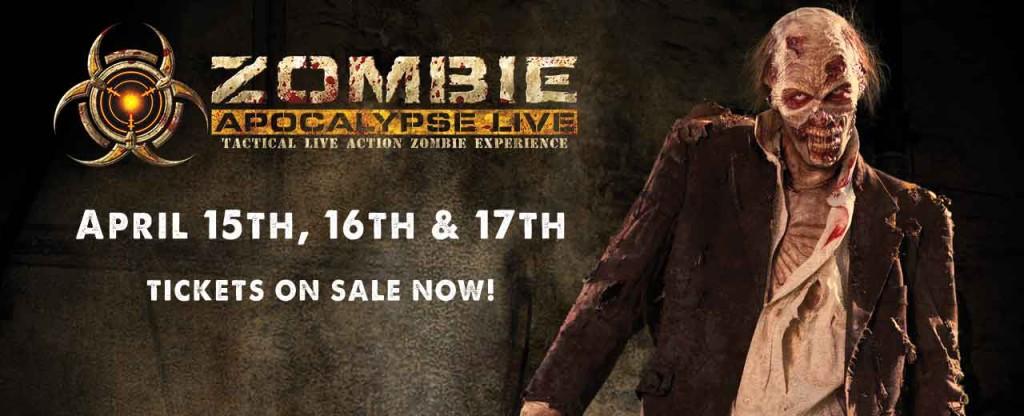 Zombie Apocalypse LIVE!