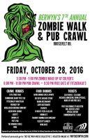 Berwyn's 7th Annual Zombie Walk & Pub Crawl