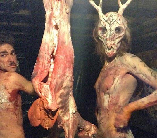 La Casa de Satanas