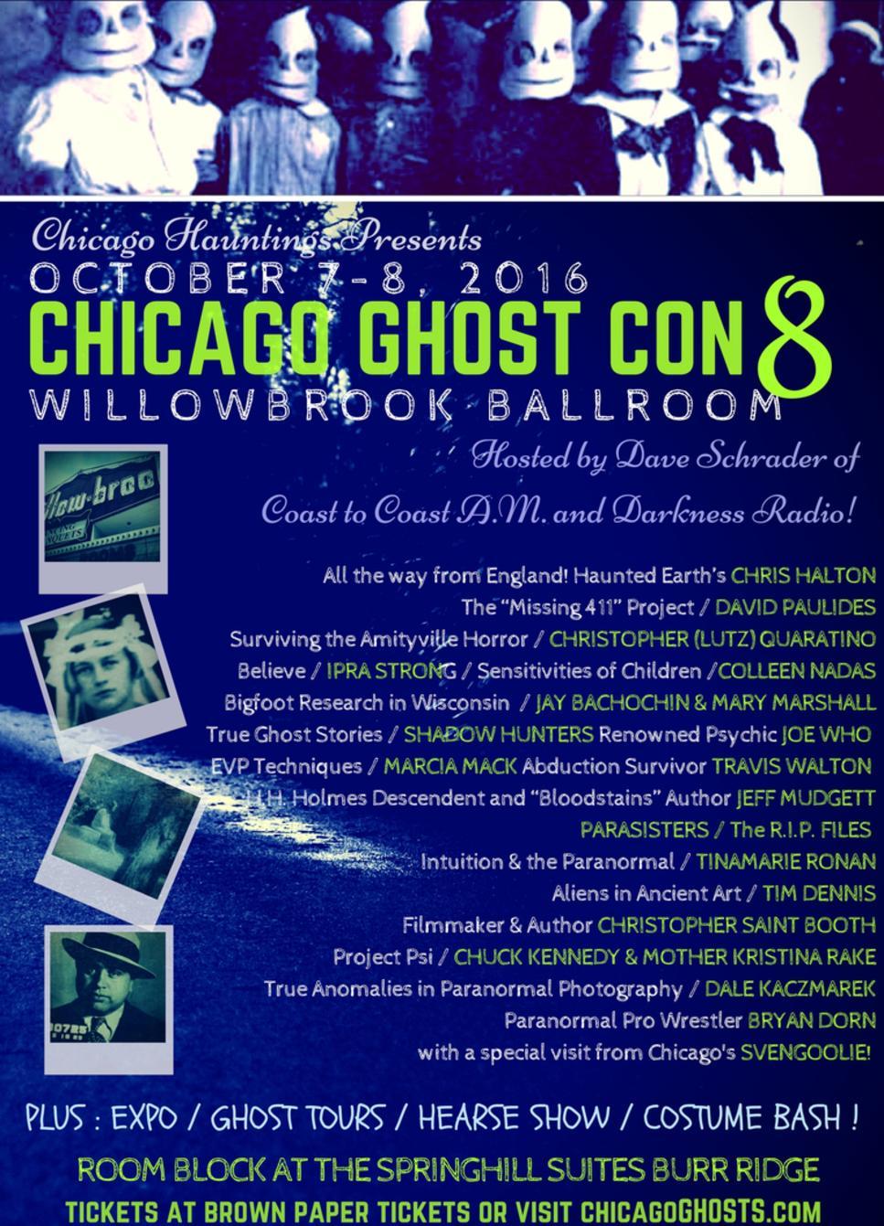 Ghost Con 8