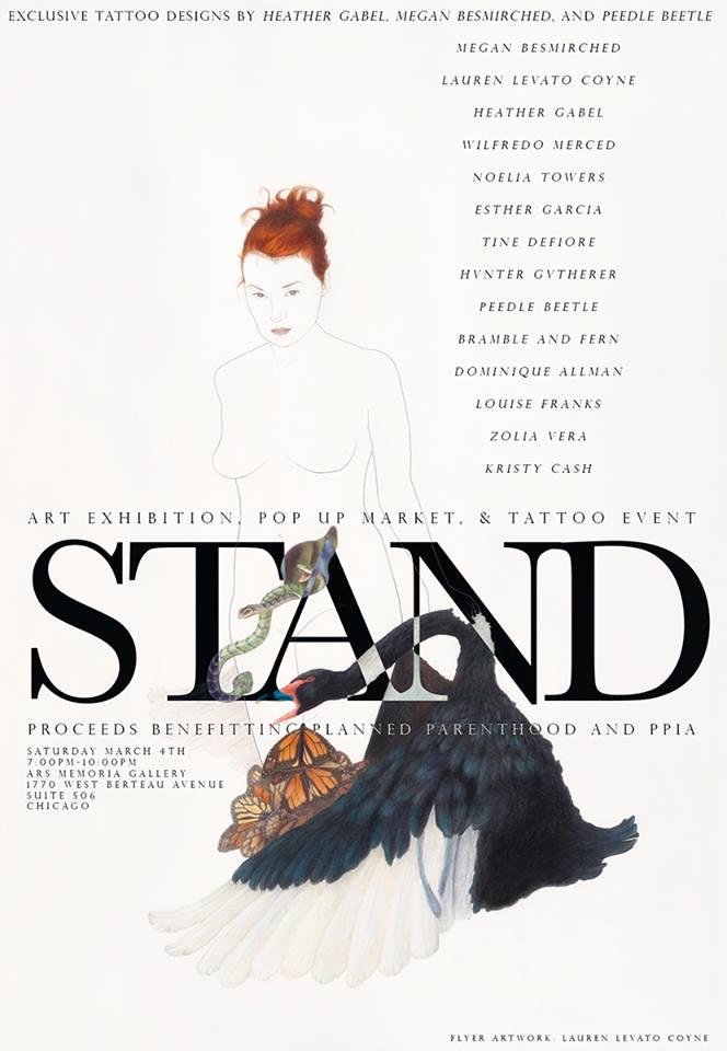 STAND at Ars Memoria