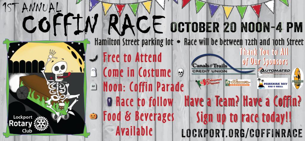 Lockport Coffin Race