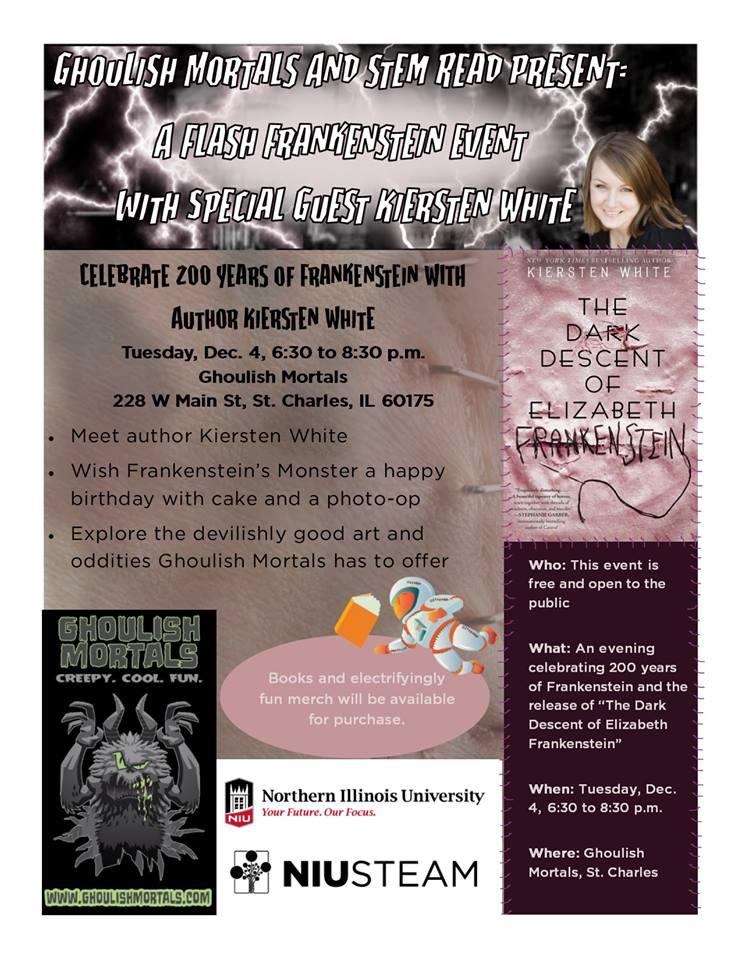 Celebrate 200 Years of Frankenstein