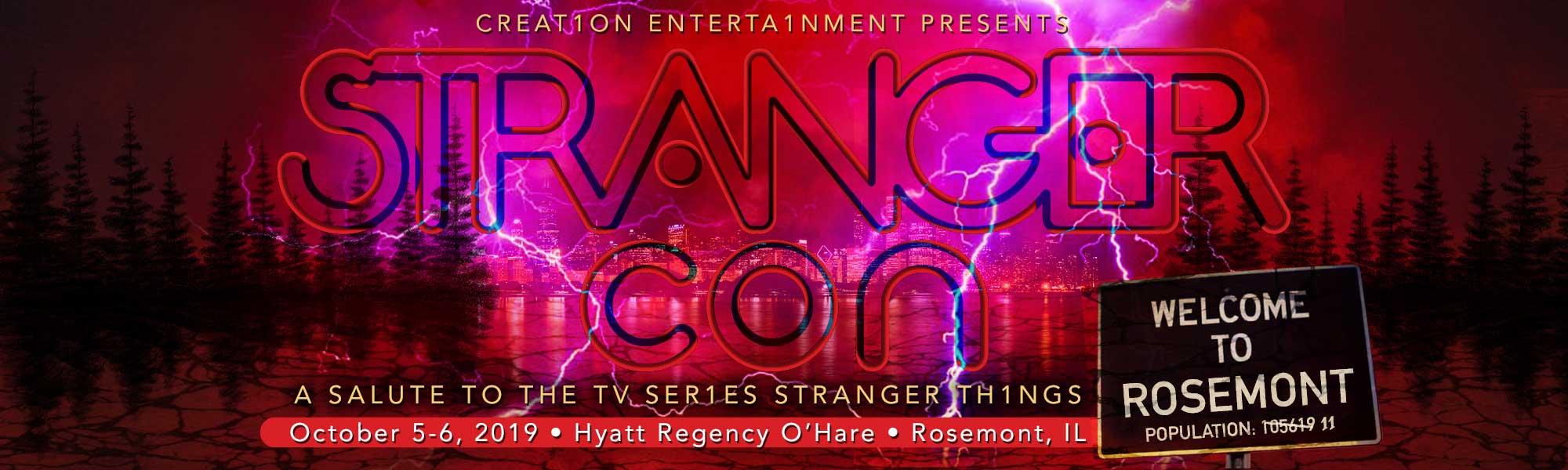 Stranger Con 2019