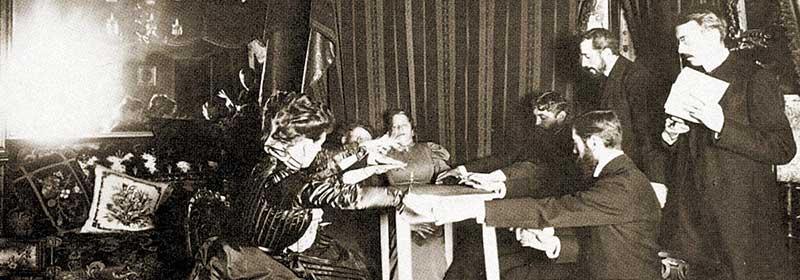 Seances of the Victorian Era Unveiled