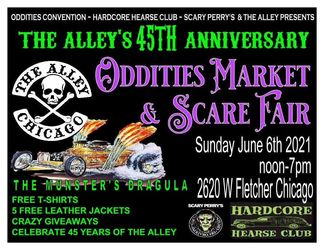 Oddities Market & Scare Fair